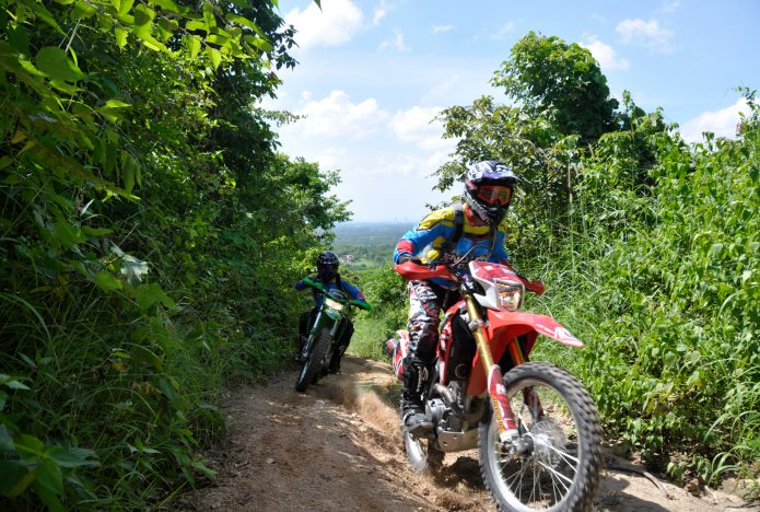 Ultimate Enduro Tours Pattaya Thailand