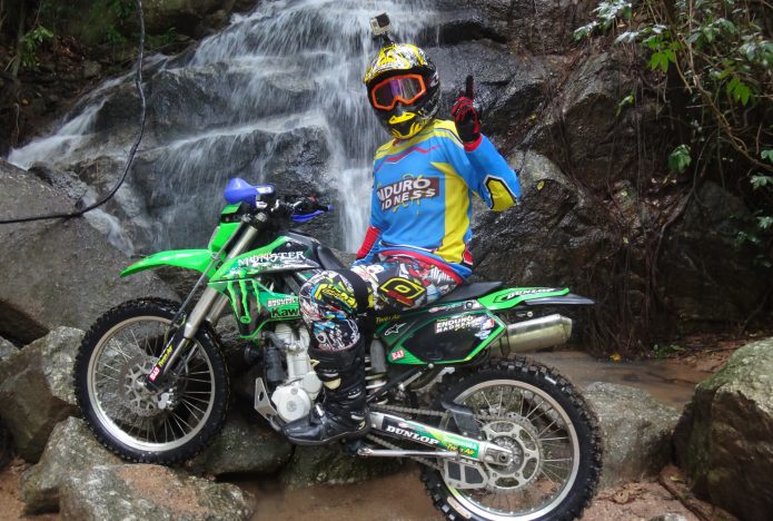 Dirt Bike Tours Pattaya Thailand